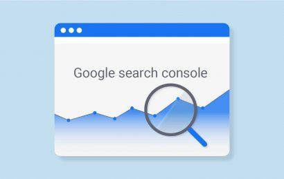 گوگل سرچ کنسول 1