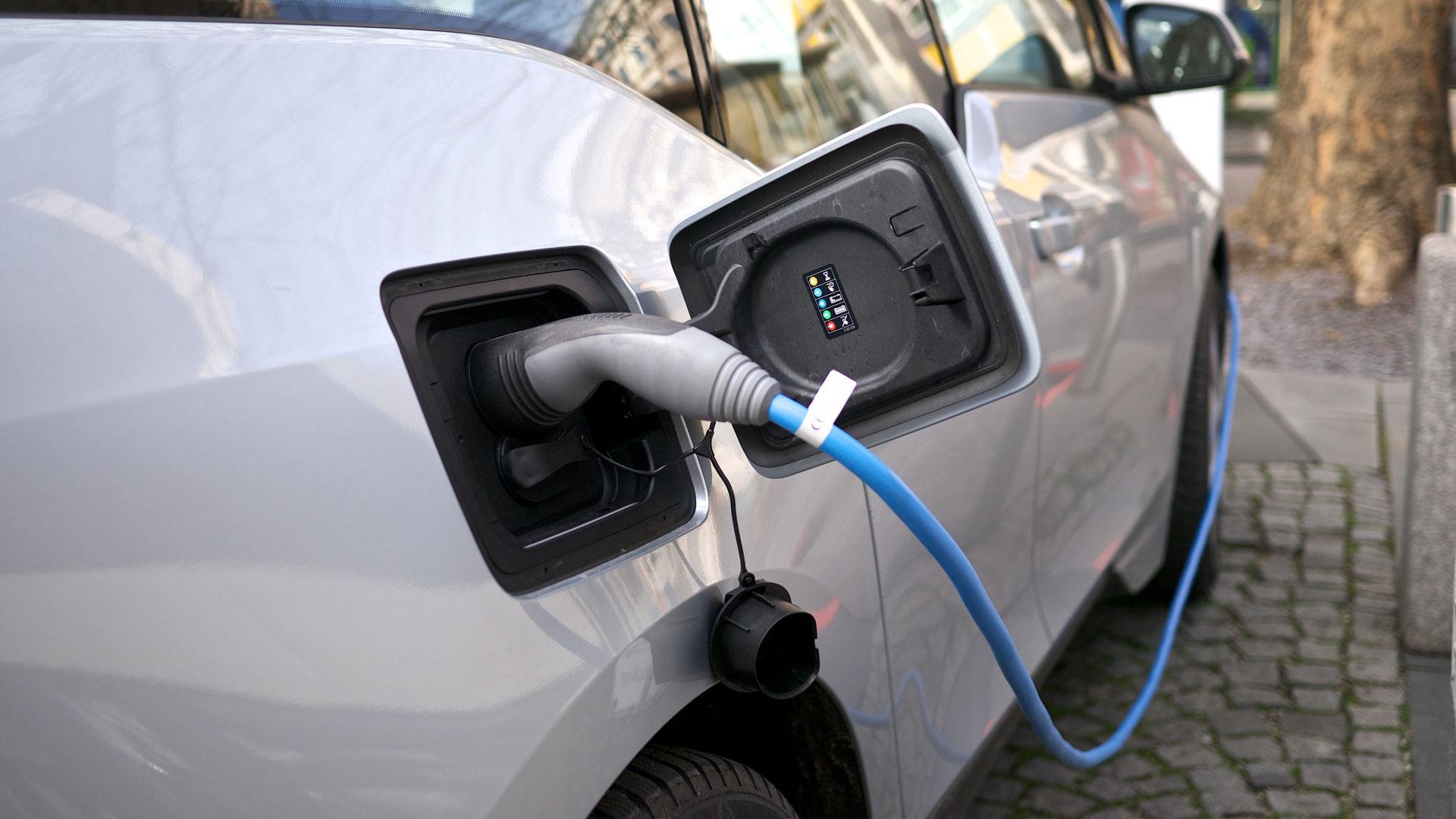 ev Car charge 1