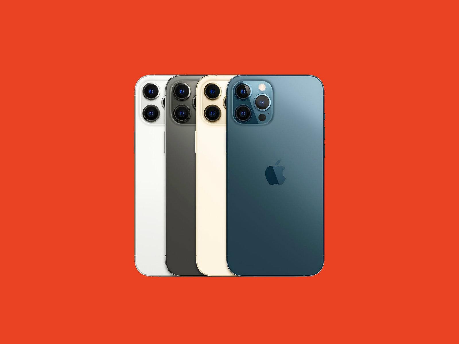Apple iPhone 12 Pro Max w1600