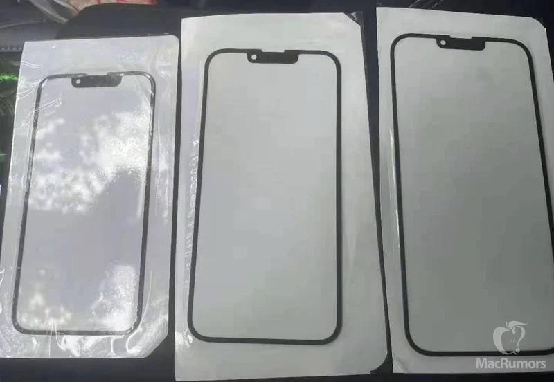 iPhone 13 panel