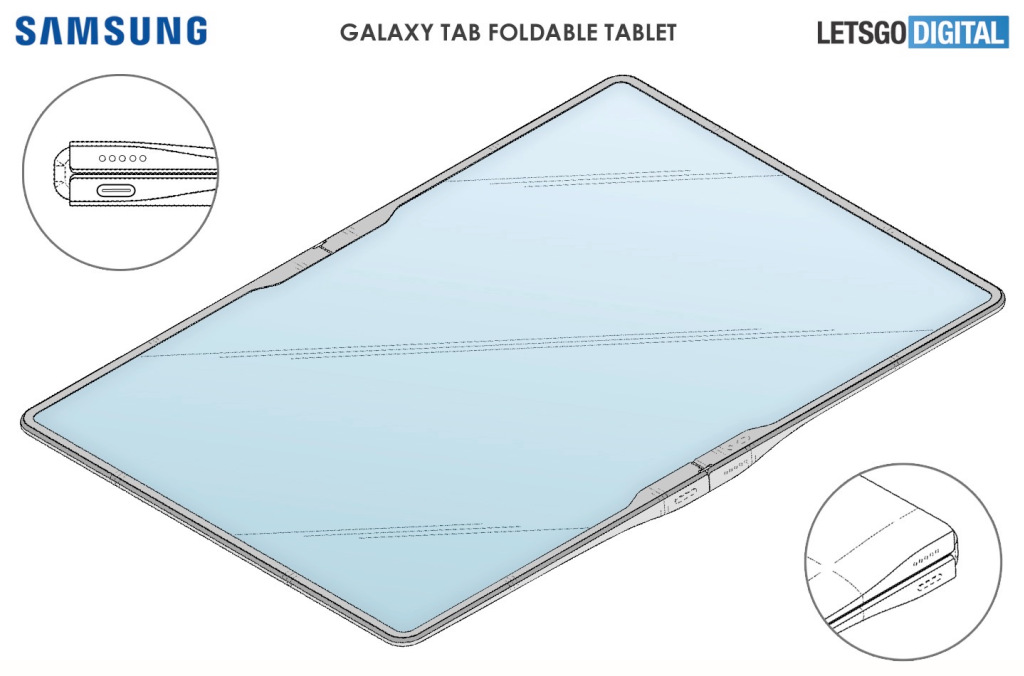 samsung galaxy tab foldable 1