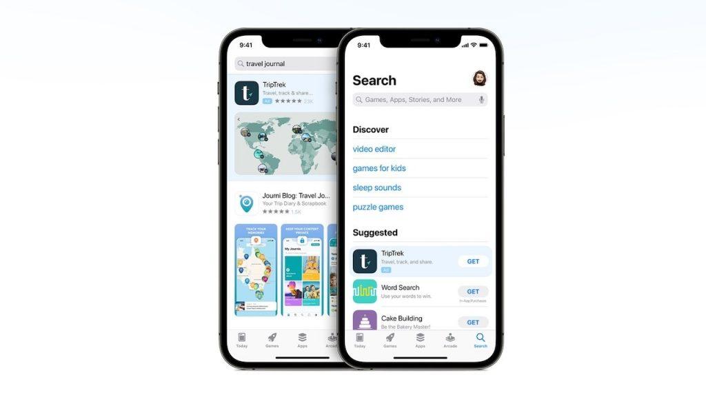 41827 81143 Apple Search Ads xl