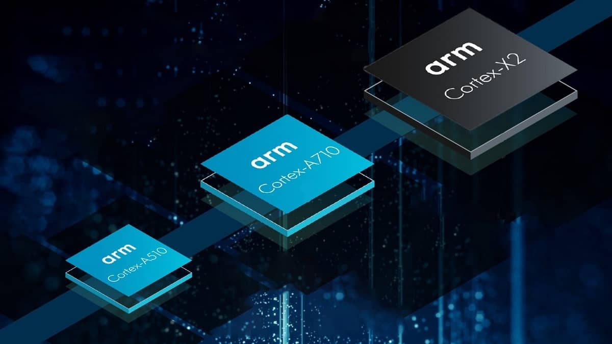 ARM از معماری Cortex-X2 و A710 به همراه GPU جدید Mali-G710 رونمایی کرد