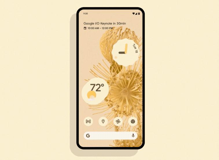Android12 GoogleIO 05