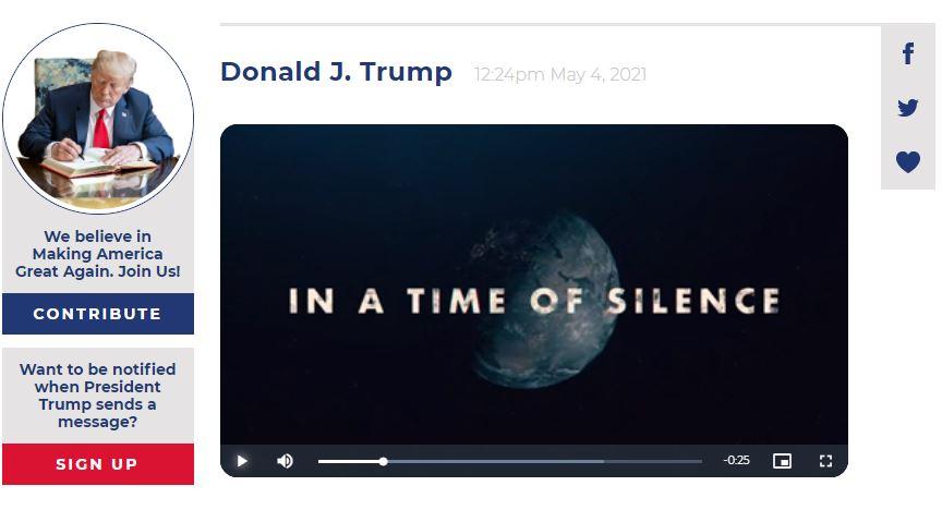 Donald Trump Platform