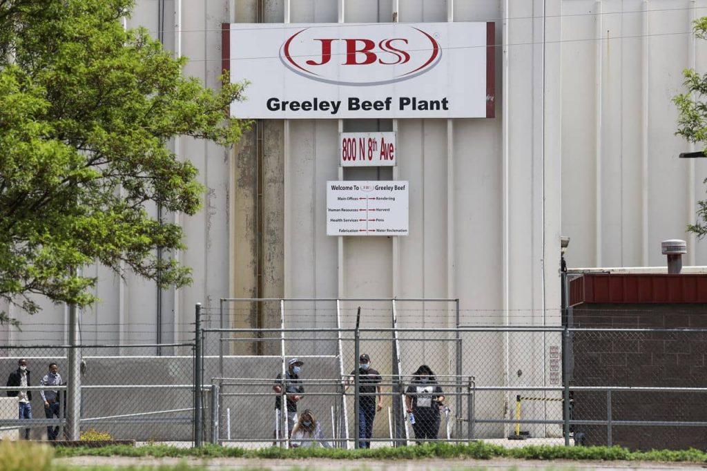 jbs greeley beef plant 1