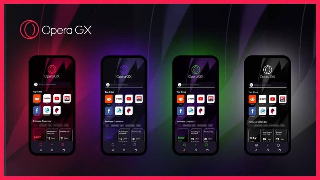 Opera GX Colors 1