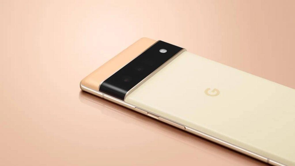 Pixel 6 Pro Google 1