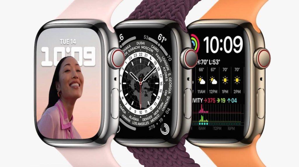 apple watch series 7 2 2