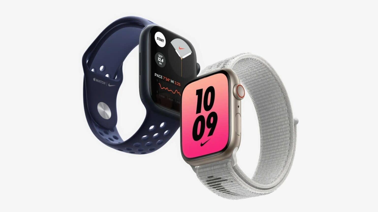 تاریخ عرضه اپل واچ سری ۷ سرانجام اعلام شد